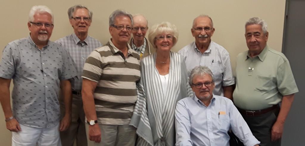 Comité Magasine 25ième anniversaire 30 août 2016