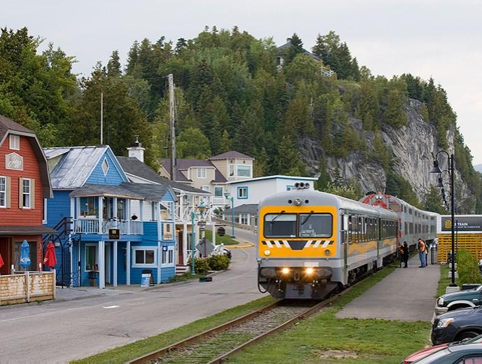 Train St-Iréné